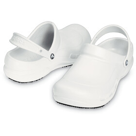 Crocs Bistro Clogs white